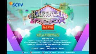 Bebizy & All Artist Inbox SCTV Ngawi