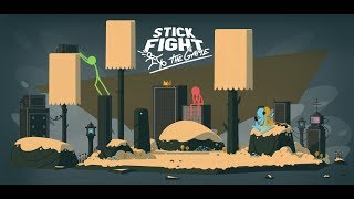Stick Fight: The Game (Funny Moments)