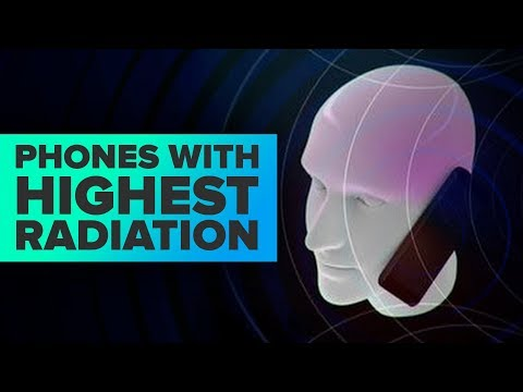 CNET Top 5 Phones with highest radiation