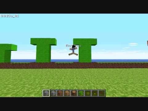 Mario Minecraft