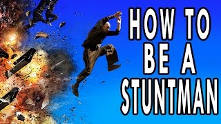How to Be A Stuntman - EPIC HOW TO