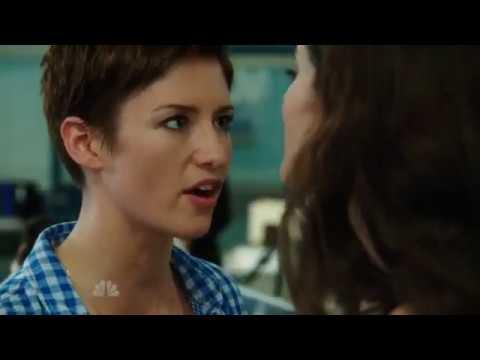 Chyler Leigh as Cat Sullivan in Taxi Brooklyn S01E06 - Funny Scene