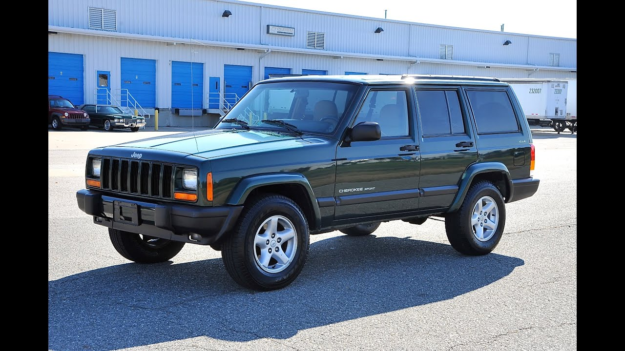 2014 Jeep Cherokee For Sale >> Davis AutoSports JEEP CHEROKEE SPORT XJ FOR SALE - YouTube