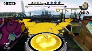 Splatoon Community League 9 - JFG vs All Star Squad 1