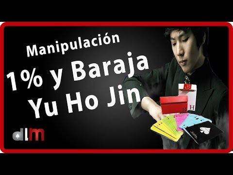 La mejor baraja de Manipulación - Review - Domina La Magia