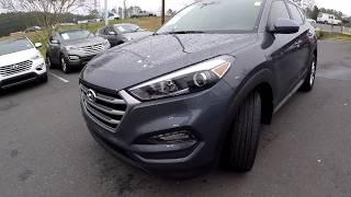 Walkaround Review of 2017 Hyundai Tucson 85285A