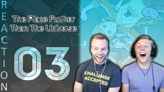 SOS Bros React - A Place Further Than The Universe Episode 3 - I Could Just Die...