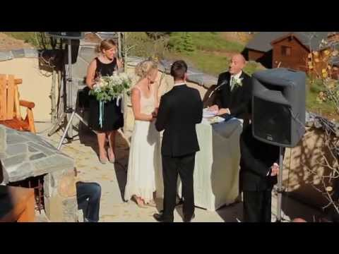Roberts - Smith Wedding - Truckee Ca