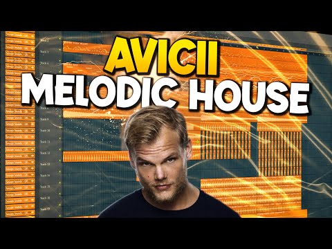 How To Make Melodic Progressive House Like Avicii! | FL Studio 20 Tutorial | FREE FLP