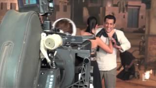 Ek Tha Tiger 2012 Making of the song - Mashallah - Part 2 - Exclusive HD