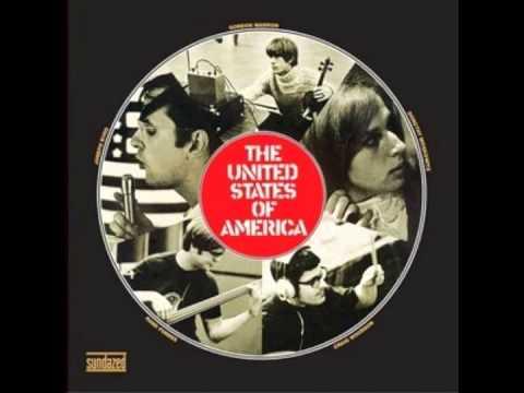 The United States Of America Full Album [1968]