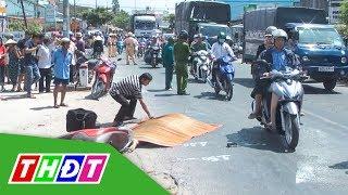 Tai nạn giao thông nghiêm trọng làm một người tử vong ở huyện Cao Lãnh   THDT