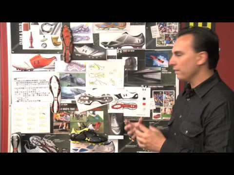 Making of Under Armour Soccer Cleats