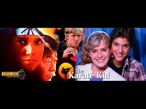 PODCAST. Karatê Kid. A Hora da Verdade The Karate Kid. 1984. FGcast 98