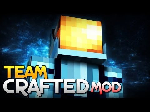 Minecraft: MinecraftUniverse from the Team Crafted Mod (Mod Showcase)