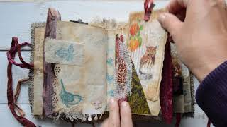 Junk Journal 34 Gypsies Woodland 34 Custom Order For Mary