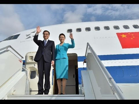 Chinese Premier Li Keqiang's Tour of Africa