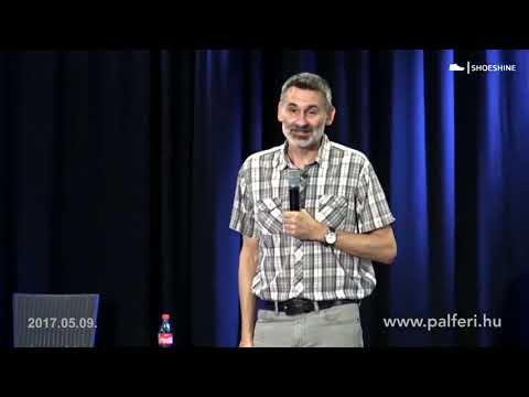 Mit kezdjünk a megoldhatatlan problémáinkkal - Pálferi (részlet - 2017.05.19)