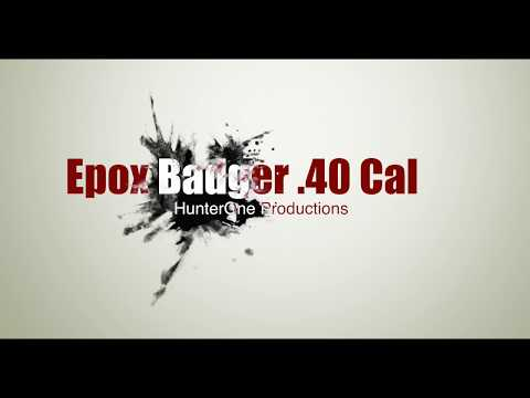 Epox Badger .40 Cal Big Bore