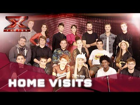 Si alza il sipario sui concorrenti di X Factor Italia 2014