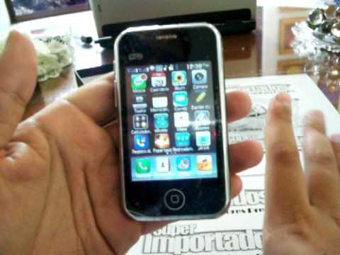 Celular con WIFI T3+ Dual Sim, Tv, Mp3, JAVA, G-sensor, Touchscreen, Camara y mucho mas...