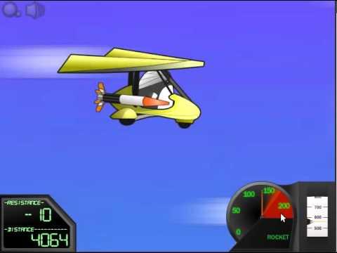 Learn to Fly 3 Hacked | ArcadePreHacks.com