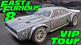 The Fate of the Furious - How the CARS are MADE!