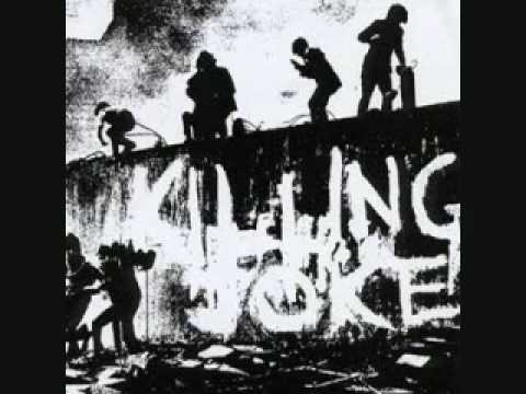 Killing Joke - Primitive