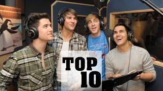 Top 10 BEST Nickelodeon Theme Songs