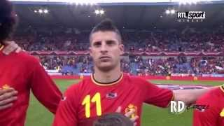 BELGIUM's highlights 5-1 Luxembourg   Friendly   2014/05/26