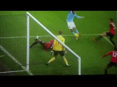 2012 Manchester Derby - HD Game Recap - Manchester United versus Manchester City (December 9, 2012)