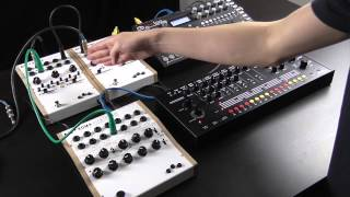 Atmospheric Dance Music with the KOMA Elektronik Pedals