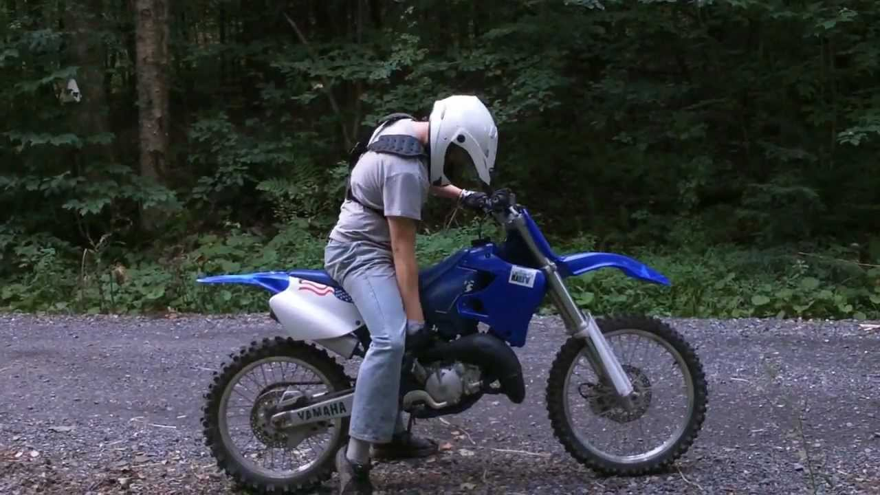 Dirt Bikes Yamaha 125 My first dirt bike Yamaha Yz