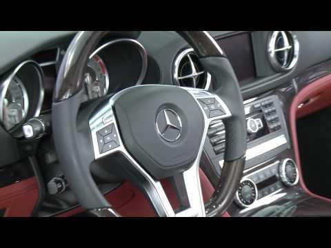 2013 SL-Class -- Walk Around with Dave Larsen -- Mercedes-Benz