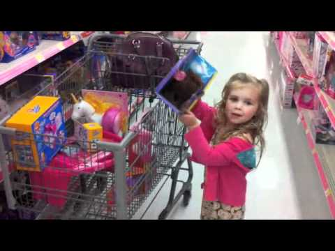 Walmart Charity Toy Haul Video