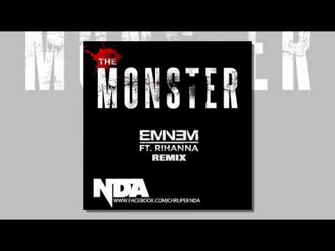 Eminem feat.Rihanna - The Monster (NDA remix) [Club Mix]