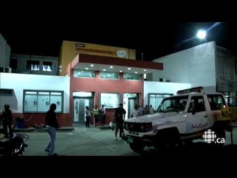 Téléjournal - Violent Venezuela