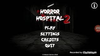 Horror hospital 2 gameplay
