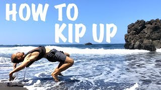 LEARN HOW TO KICK UP / KIP UP IN 1 DAY | Drunken Kung Fu Lesson 12