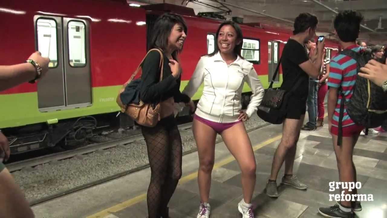 Ropa De Prostitutas Prostitutas En El Metro