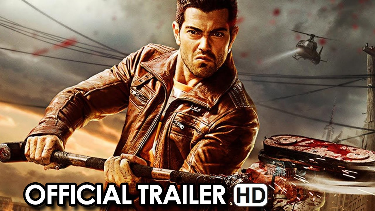 Dead Rising: Watchtower Official Trailer (2015) - Zombie Horror Movie HD