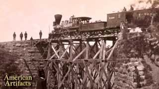 American Artifacts Preview: B&O Railroad and the Civil War - Curator Daniel Toomey