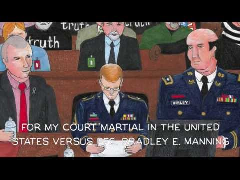 The United States vs. PFC Bradley Manning