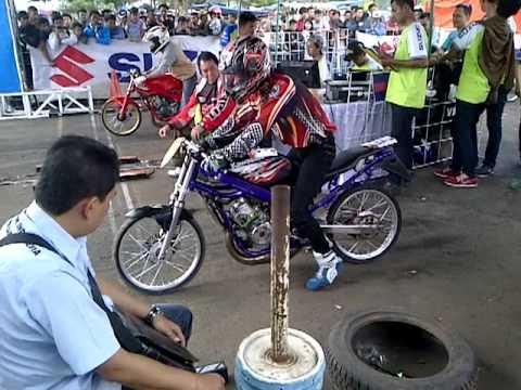 150cc Drag Bike Drag Bike Mega Champ Seri 2
