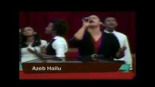 Azeb Hailu - Live Worship Houston Ethiopian Christians Fellowship Church