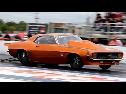 REPLAY: Day 1 Live From Bowling Green, KY! - HOT ROD Drag Week 2013