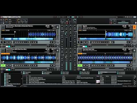 Mix 2013 sur Traktor Pro 2 (N°1) - Electro/Dance - [Full HD]