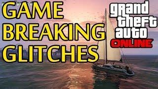GTA 5 - Game-Breaking Glitches | Are Glitches Going Too Far? (GTA V Online Glitches)