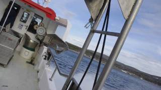 A Trip on a Speed Fishing Boat