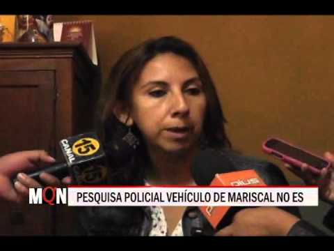 04/03/2015-19:23 PESQUISA POLICIAL VEHICULO DE MARISCAL NO ES